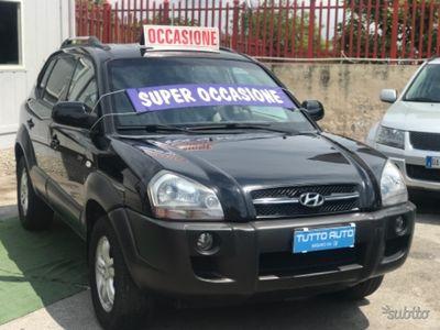 brugt Hyundai Tucson Tucson 2.0 CRDi 4WD Sound Edition