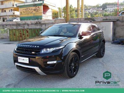 käytetty Land Rover Range Rover evoque 2.2 Sd4 Coupé Dynamic