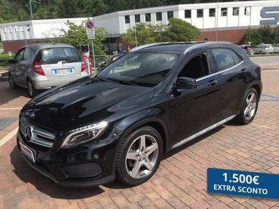 usata Mercedes GLA200 200 d (cdi) Premium auto