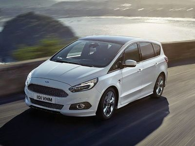 käytetty Ford S-MAX 2.0 EcoBlue 150CV Start&Stop 7p. Titanium Business