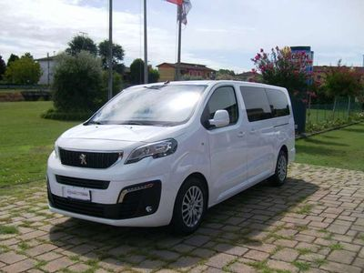 usata Peugeot Traveller BlueHDi 180 CV Cambio automatico 9 posti