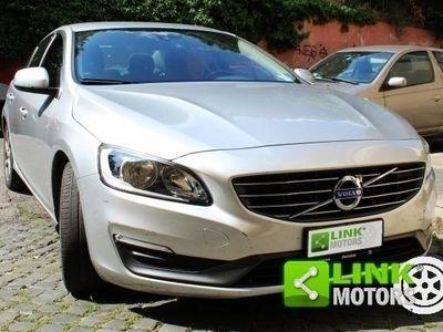 brugt Volvo S60 D2 Momentum, Uniproprietario, Tagliandi certificati