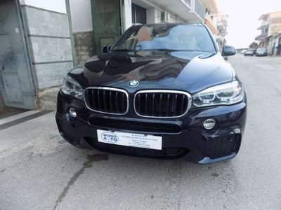 usata BMW X5 25 D 231 cv X-DRIVE AUTO MSPORT UFFICIALE