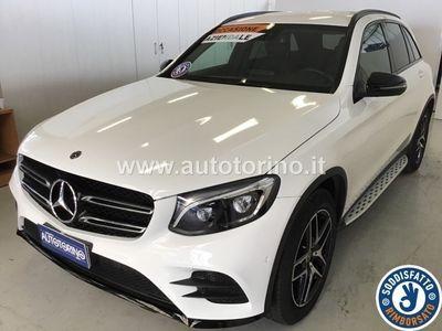 usata Mercedes GLC250 CLASSE GLCd Premium 4matic auto