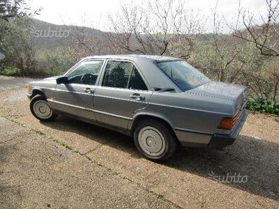 brugt Mercedes 190 - 1988
