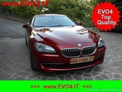 używany BMW 640 640 d xDrive Coupé Futura - 4x4 TOP d X drive !!!