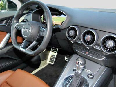 usata Audi TT Coupé 2.0 TFSI quattro S tronic S lin