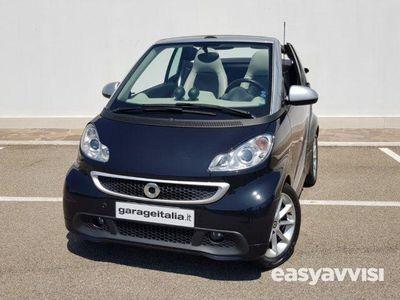 usata Smart ForTwo Cabrio 800 cdi passion pelle navi full++++ diesel