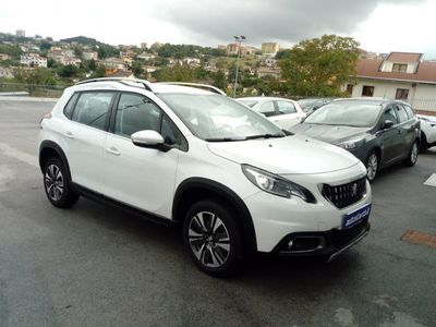 used Peugeot 2008 20081.6 BLUEHDI 120 CV ALLURE 6MARCE NAVY