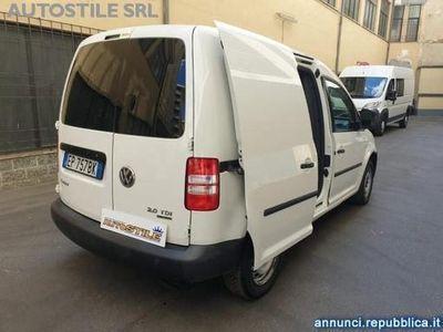 brugt VW Caddy 2.0 TDI 110CV 4Motion (4X4) *SCAFFALATURA INTERNA