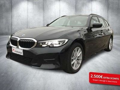 usata BMW 320 SERIE 3 TOURING d Touring Business Advantage auto