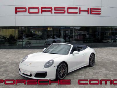 usata Porsche 911 Carrera 4S Cabriolet 991 Cabriolet-IVA ESP-FULL OPTIONAL