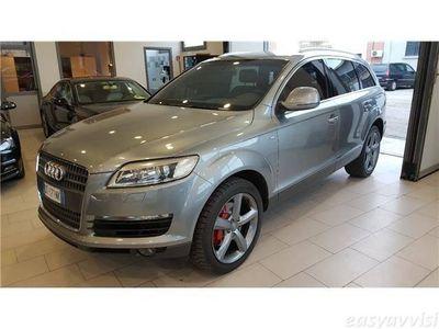 usata Audi Q7 3.0 V6 TDI 240 CV quattro tiptronic(7posti/S-line)
