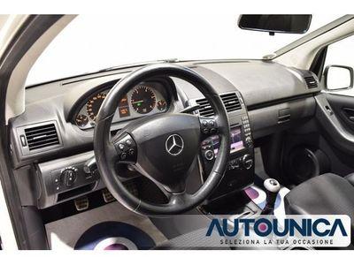 usata Mercedes A180 CDI 5 PORTE PELLE NAVI TETTO SENS CRUISE CERCHI 17