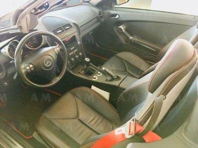 used Mercedes SLK200 classekompressor sport benzina