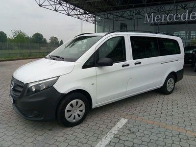 usado Mercedes Vito III 2014 114 cdi(bluetec) extral. tourer pro E6