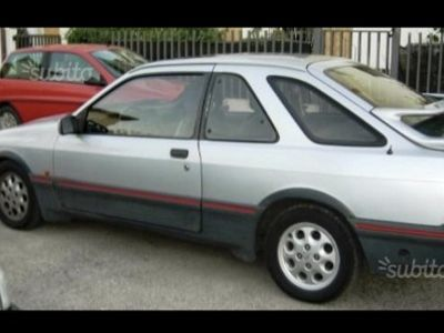 second-hand Ford Sierra XR4 V6 POSTERIORE