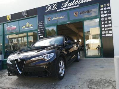 usata Alfa Romeo Stelvio 2.2 Turbodiesel 210 CV AT8 Q4 Super PRONTA CONSEGN