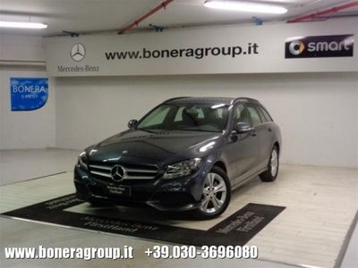 usata Mercedes C200 Classe Cd S.W. Automatic Business