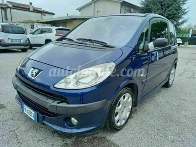 usata Peugeot 1007 1007Di Happy