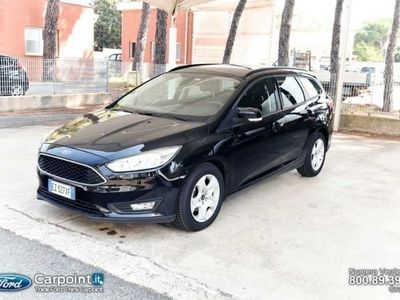 usata Ford Focus SW 1.5 tdci Plus S&S 120cv