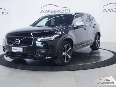 gebraucht Volvo XC90 D5 AWD Geartronic R-design del 2016 usata a Corciano