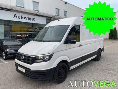 usata VW Crafter L3H3 VAN BUSINESS 140 CV AUTOMATICO 8 RAPPORTI