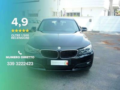 usata BMW 318 Gran Turismo Business Aut/Navi + Garanzia