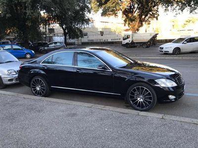 begagnad Mercedes S500 Lunga