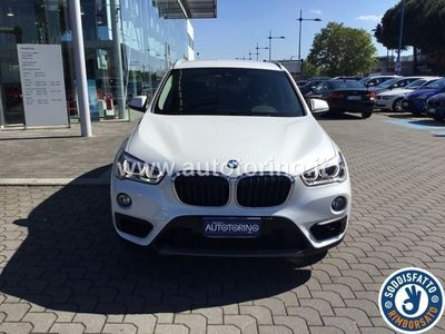 used BMW X1 X1SDRIVE 16D
