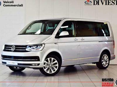 brugt VW Multivan T62.0 TDI 150CV DSG Highline