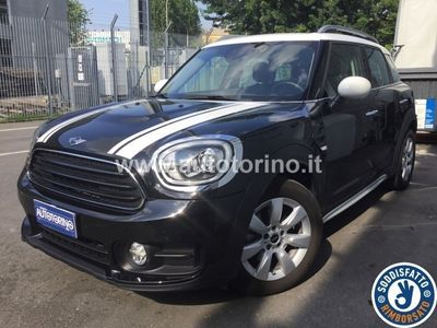 used Mini Cooper D Countryman COUNTRYMAN 2.0 Boost