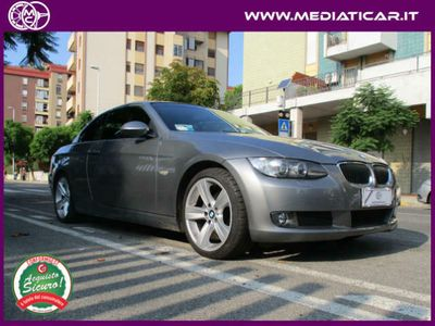 usata BMW 320 Cabriolet Serie 3 (E93) cat Attiva