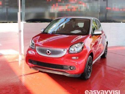 usata Smart ForFour 0.9 cv90 turbo passion aut. rif. 10935013