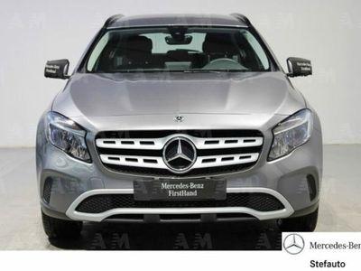 used Mercedes GLA180 d Automatic Business del 2018 usata a Bologna