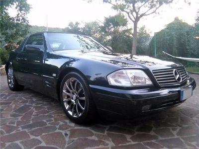 usata Mercedes SL320 ClasseCat Avantgard - Cambio Automatico - Usato