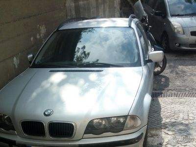 begagnad BMW 2000 Serie 3 (E46) -