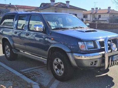 usata Nissan Navara 4WD 2.5 TD 104CV (GANCIO TRAINO)