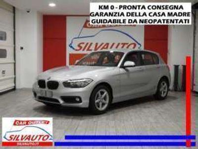 usata BMW 114 d advantage 5 porte 95cv - km 0 diesel