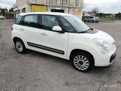 usata Fiat 500L 0.9 metano km 50.000 certificati