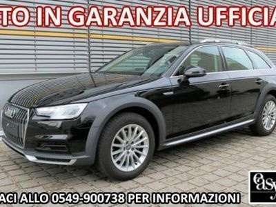 usado Audi A4 Allroad 2.0 TDI 190CV S tronic VIRTUAL COCKPIT NAVI rif. 11356278