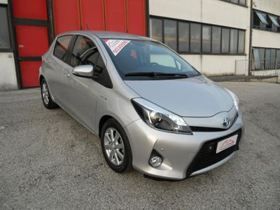 usata Toyota Yaris 1.5 Hybrid 5 porte Lounge Più