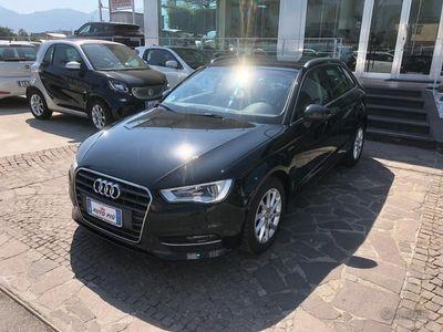 usata Audi A3 Sportback g-tron xenon full tagliandi