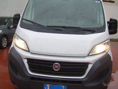 käytetty Fiat Ducato 2.3 130 cv - 2016