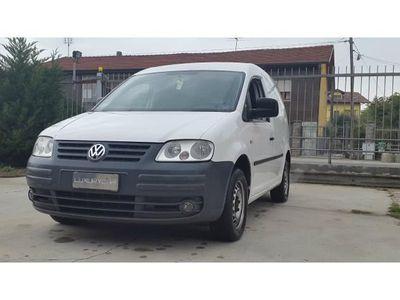 usata VW Caddy 2.0 Ecofuel 4p. Van Benzina Metano