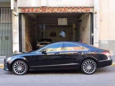 usata Mercedes CLS250 d 4Matic PREMIUM NAVI PELLE XENO TAGLIANDI MB
