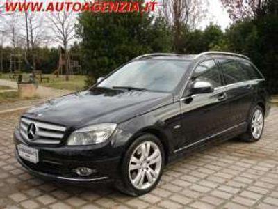usata Mercedes C320 CDI S.W. 4Matic Avantgarde
