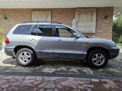 usata Hyundai Santa Fe 1ª serie - 2002