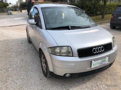 brugt Audi A2 - 2000
