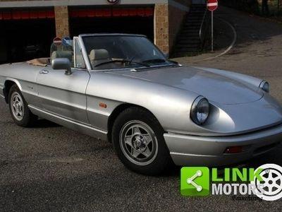 usata Alfa Romeo Spider 1.6